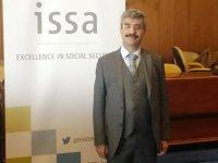 SGK Başkanı Bağlı ISSA Toplantısına katıldı
