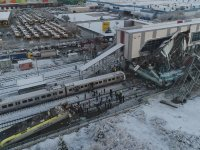 Son dakika... Ankara Yüksek Hızlı Tren kazası: 9 kişi hayatını kaybetti, 47 yaralı var