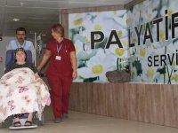 İstanbul'un en büyük ikinci palyatif bakım merkezi açıldı