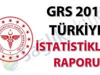 GRS 2017 Türkiye İstatistikleri Raporu yayınlandı