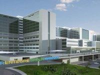 Türkiye'nin 3. büyük şehir hastanesinde son aşama: Yüzde 90 tamamlandı