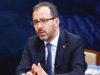 Spor Bakanı: Uyuşturucunun panzehiri spor