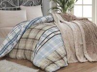 Yatak Odalarına Şıklık Katan Yatak Örtüsü Modelleri