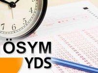 2019 Yabancı Dil Bilgisi Seviye Tespit Sınavı (YDS) başvurular alınacak