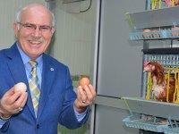 Üniversiteli tavuklar ve arılar bilime katkı sağlıyor