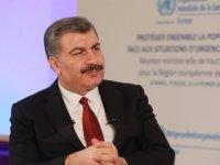 """Bakan Fahrettin Koca: """"1480 kişinin ataması yapılacak"""""""