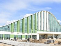 150 yataklı Fizik Tedavi ve Rehabilitasyon Hastanesinde sona yaklaşıldı