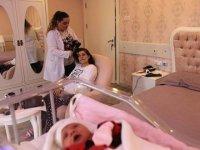 Anne adayları beş yıldızlı otel konforunda jakuzide doğum yapıyor