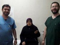 Türkiye ilk kez ayaktan ele parmak ucu nakli yapıldı