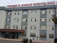 Ankara Sağlık Müdürü görevden alındı
