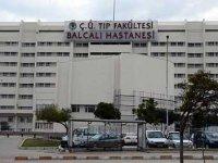 Adana'da hastane yangını: Çok sayıda evrak tahrip oldu