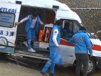Sağlık personelleri evlere şifa götürüyor