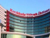 Kırıkkale Yüksek İhtisas'da kapalı omuz ameliyatları yapılmaya başlandı