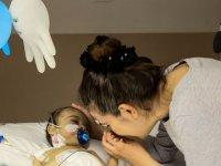 7 yaşındaki oğluna ikinci kez hayat verdi