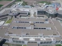 Kayseri Şehir Hastanesi'ne bir günde 21 bin giriş oldu