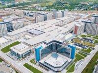 Bilkent Şehir Hastanesi günlük 8 bin hasta kabul ediyor