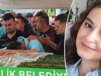 Genç kızın feci ölümü! Gözyaşlarıyla toprağa verildi