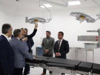 Bursa Şehir Hastanesi açılış için gün sayıyor: 69 poliklinik 45 tane ameliyathane