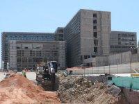 Kocaeli Şehir Hastanesi 2020'de hizmet vermek için hazırlanıyor