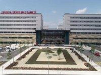 Bursa Şehir Hastanesi'nde sona gelindi