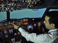 Midesini küçülten pilot olamayacak