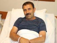 Kalp krizi geçirdi fark etmedi! Müşterisi hayatını kurtardı