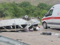 Hastane yolunda trafik kazası: 1 bebek öldü