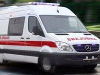 Bursa'da üzerine televizyon devrilen çocuk öldü