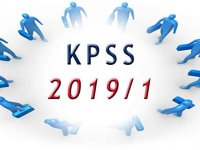 KPSS 2019/1 merkezi yerleştirme işlemleri aday tercihleri için yarın son gün