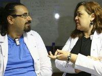 Yunan çift bilim için Türkiye'yi seçti