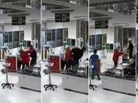Doktor ve hemişerelere saldıran 3 kız kardeşin yargılanmasına başlandı