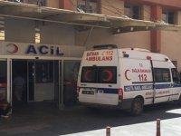 Hastane personeli yemekten zehirlendi