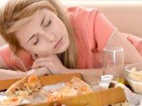 Yemekten sonra uykunuz geliyorsa dikkat!