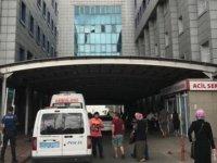Hastanede yataktan düşen hasta hayatını kaybetti