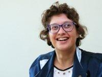 Serebral palsi hastası gencin hedefi akademisyen olmak