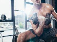 Spor yapan erkekler performans uğruna 'ölümü hiçe sayıyor'