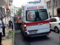Alkol komasına girdiği iddia edilen doktor ekipleri alarma geçirdi