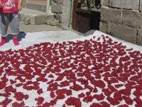 Hisarcık'ta kızılcık meyvesinden 'doktor çorbası'