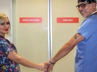 Genel cerrah ve anestezi uzmanı hekim evlendi: 'Aynı bölümde mesai harcamak motivasyon kaynağı'