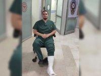 Konya'da doktorları darp eden 2 zanlı tutuklandı