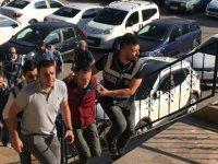 Yüz nakilli Recep Sert ve 3 şüpheli tutuklandı