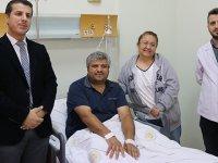 '3 sene yaşarsın' denilen hasta sağlığına kavuştu