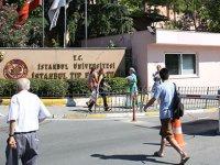 Çapa Tıp Fakültesi Hastanesi'nin ambulansı çalındı