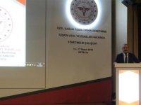 Özel Sağlık Tesislerinin Denetimine İlişkin Usul ve Esaslar Hakkında Yönetmelik Çalıştayı düzenlendi