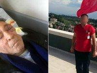 Sağlık personeli, 70 yaşındaki adamı hastanelik etti