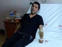 Ambulansa alınmayan hasta, ölümden döndü