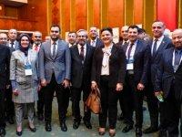 5. Tıbbi Tedarik Kongresi, Bakan Yardımcısı Meşe'nin katılımıyla yapıldı
