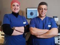 Tüp bebekte geliştirdikleri yöntemi iki hastaya uyguladılar