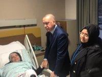 Elazığ ve Malatya'da depremden etkilenen hastalar prim borçlarına bakılmaksızın ve katılım payı ödemeksizin sağlık hizmeti alabilecek