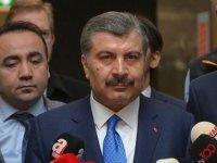 Sağlık Bakanı açıkladı: Çıkan sonuçlar negatif